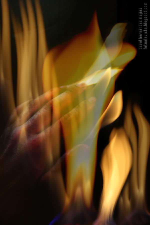 La hipnótica caricia del fuego: #RetoFuego
