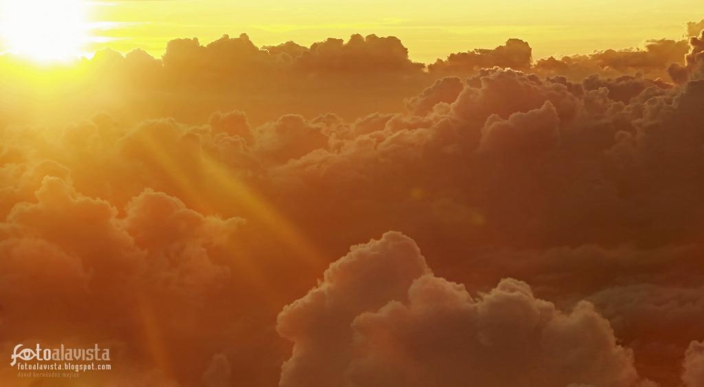 Desde el cielo nos ilumina - Fotografía artística
