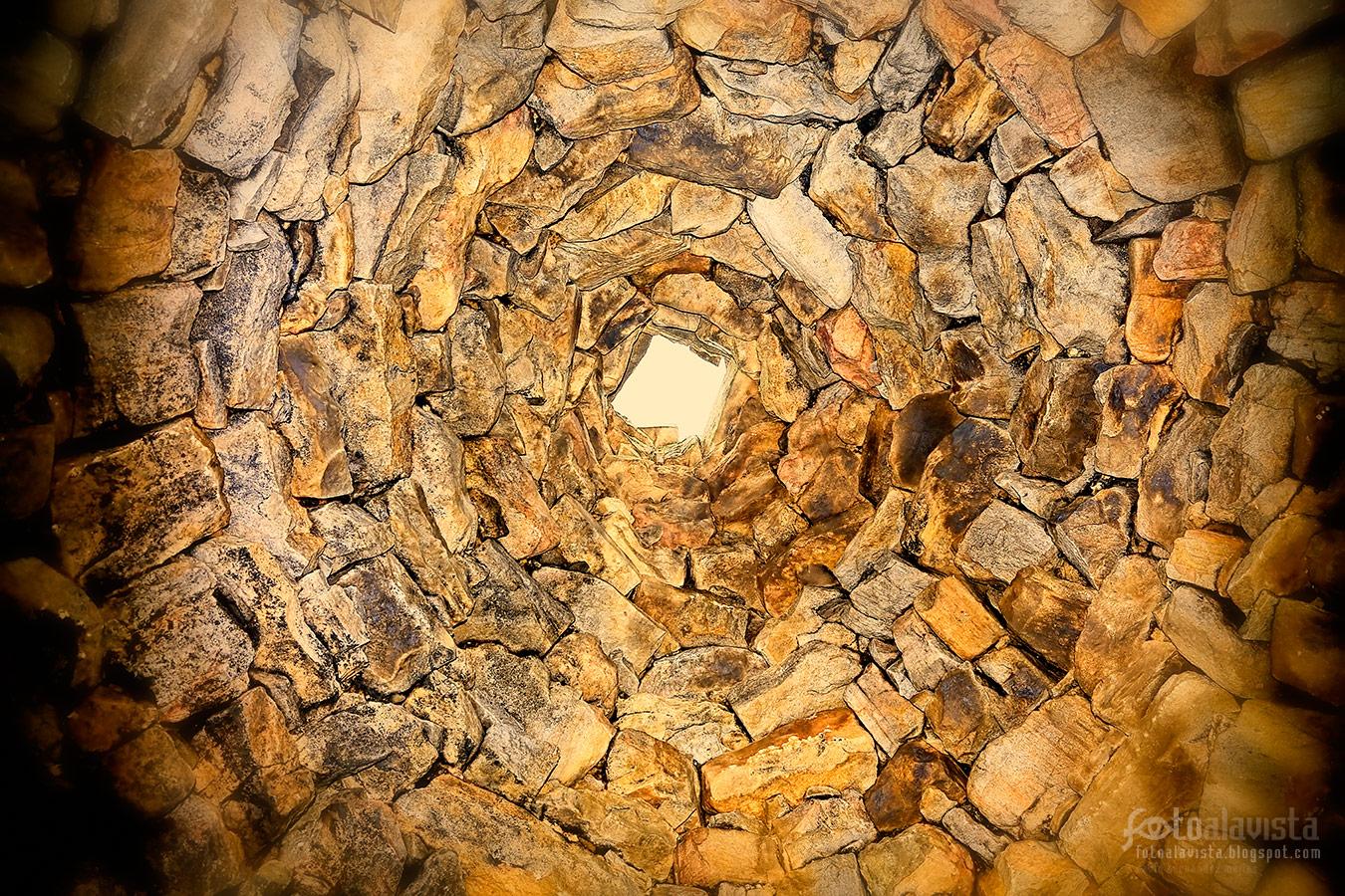 Bóveda pétrea - Fotografía
