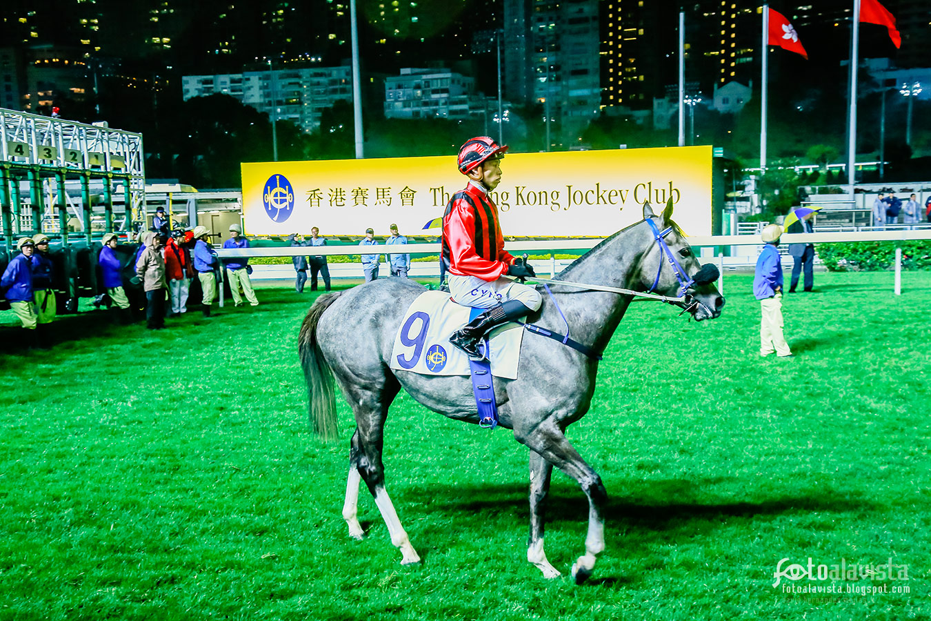 Hong Kong Jockey Club - Fotografía