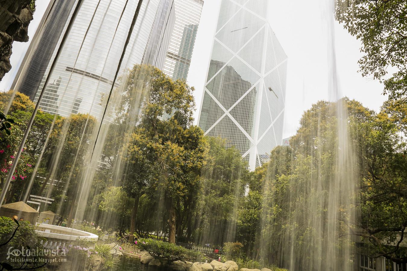 Cortinas de agua - Fotografía artística