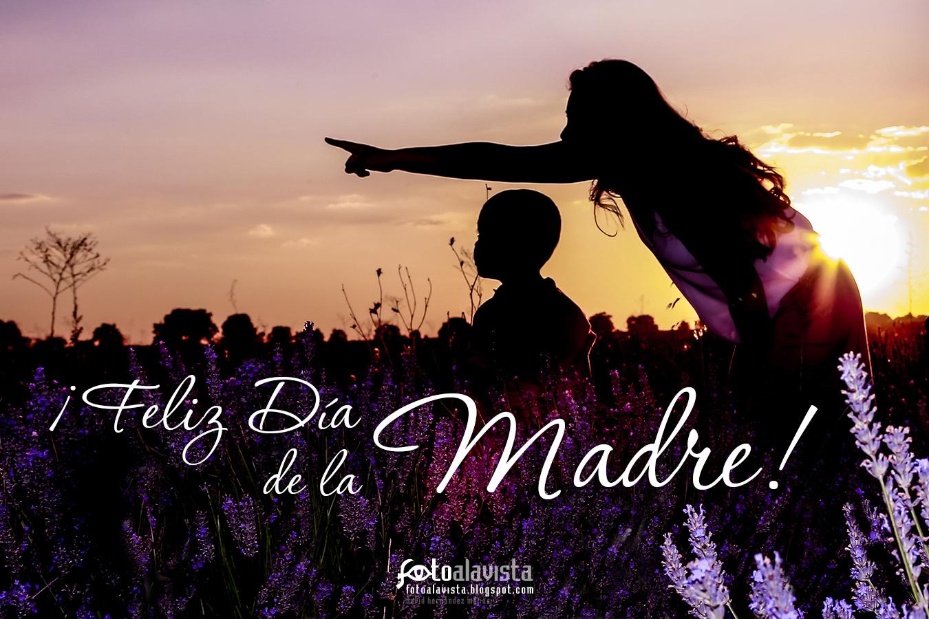 Feliz Día de la Madre 2021 - Fotografía