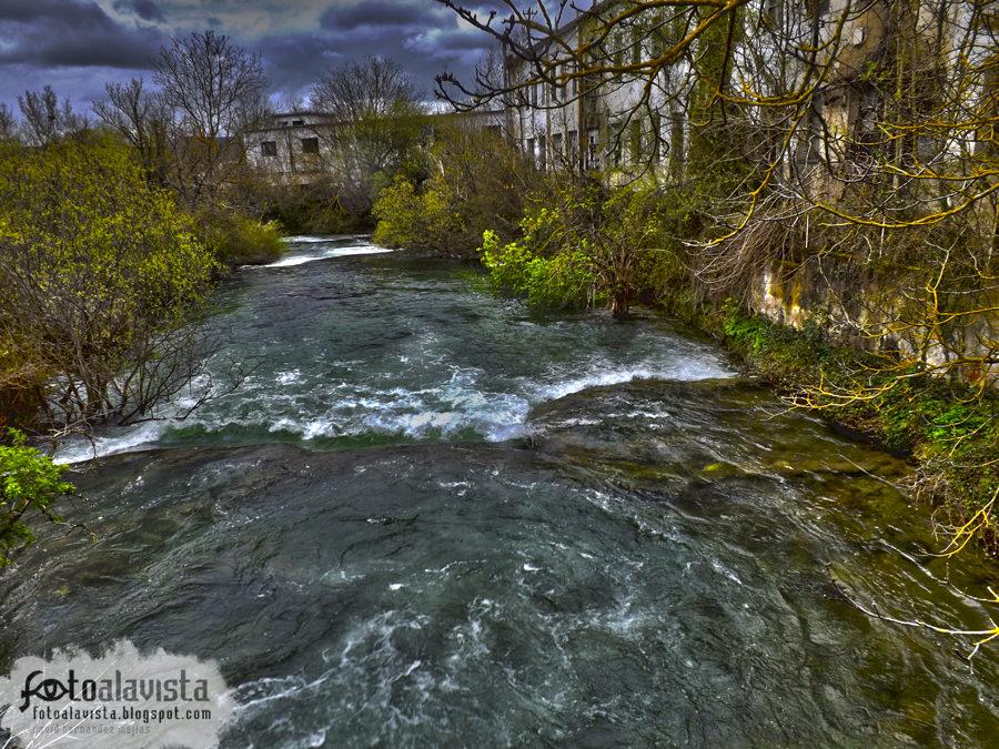 La fábrica abandonada del río: #RetoHDR