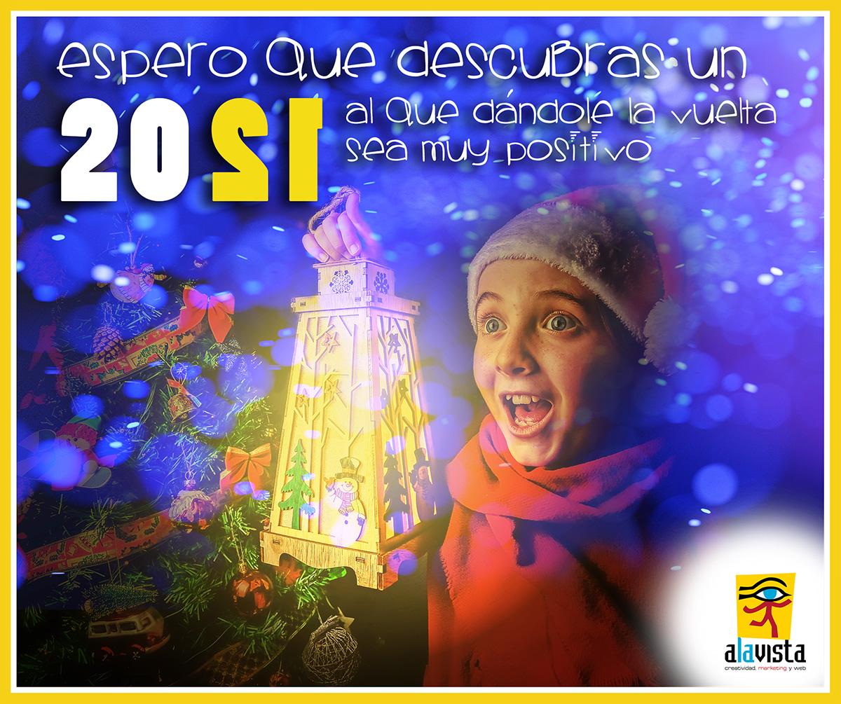 ¡Feliz 2021 ALAVISTA! - Fotografía