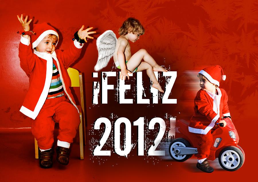 ¡Feliz 2012 en rouge!
