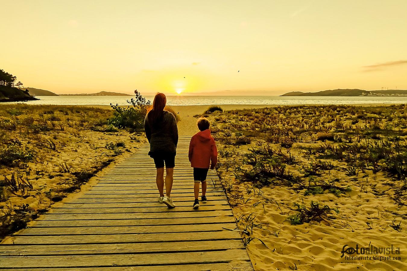 El final del verano - Fotografía artística