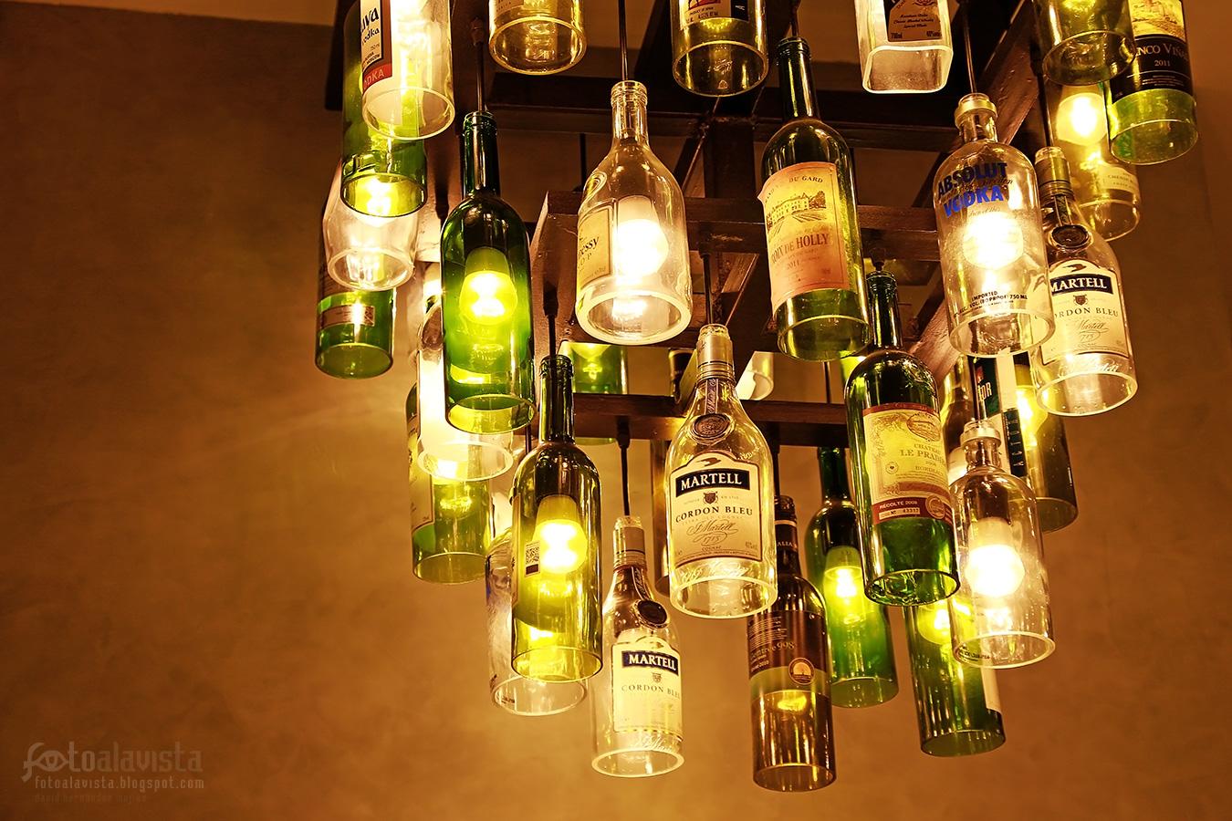 Luz embotellada - Fotografía