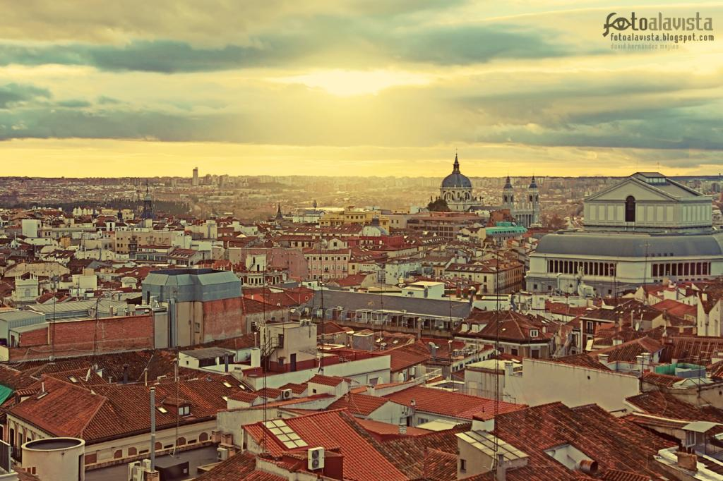 De Madrid al Cielo, elegía. Fotografía creativa - Fotografía decorativa