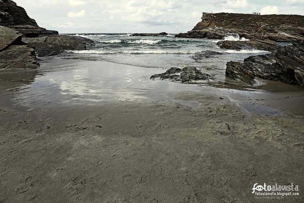 Lo que podrán traer las olas - Fotografía artística