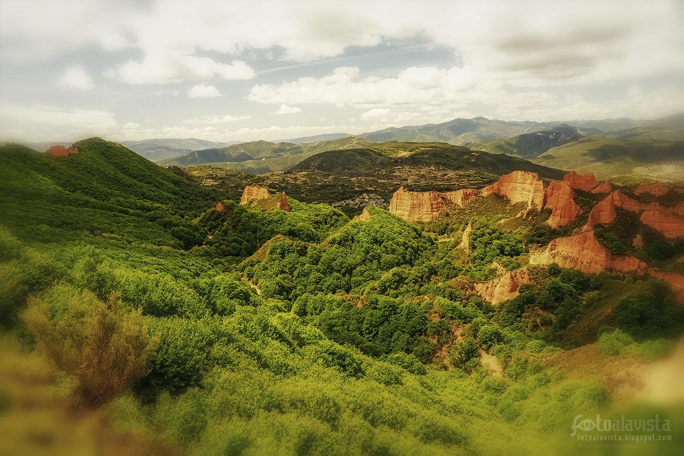 Montañas de ensueño - Fotografía