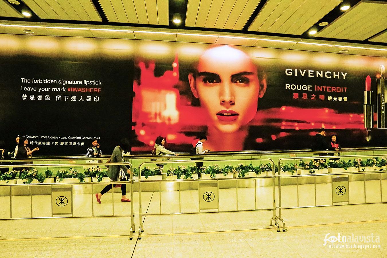 Metro Rouge - Fotografía artística