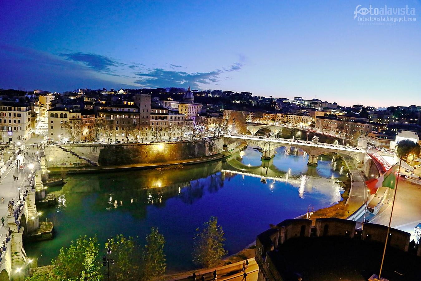 Puentes de Roma - Fotografía