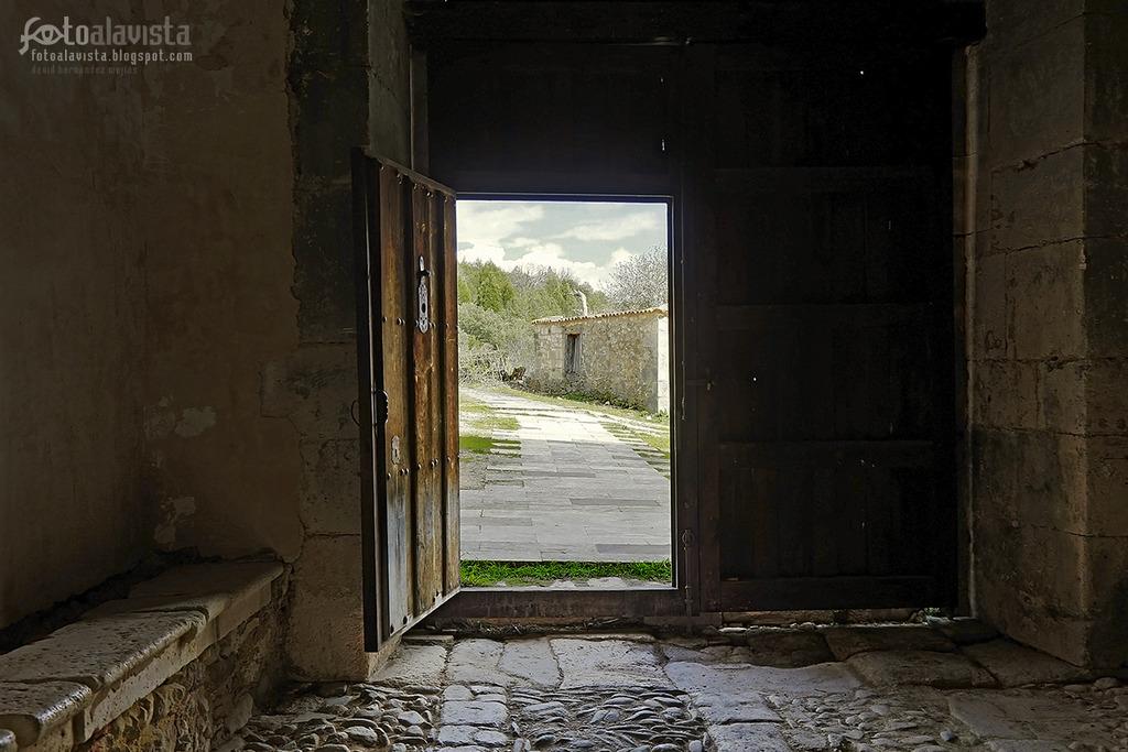 Pase o salga, pero no cierre la puerta. Fotografía creativa - Fotografía artística