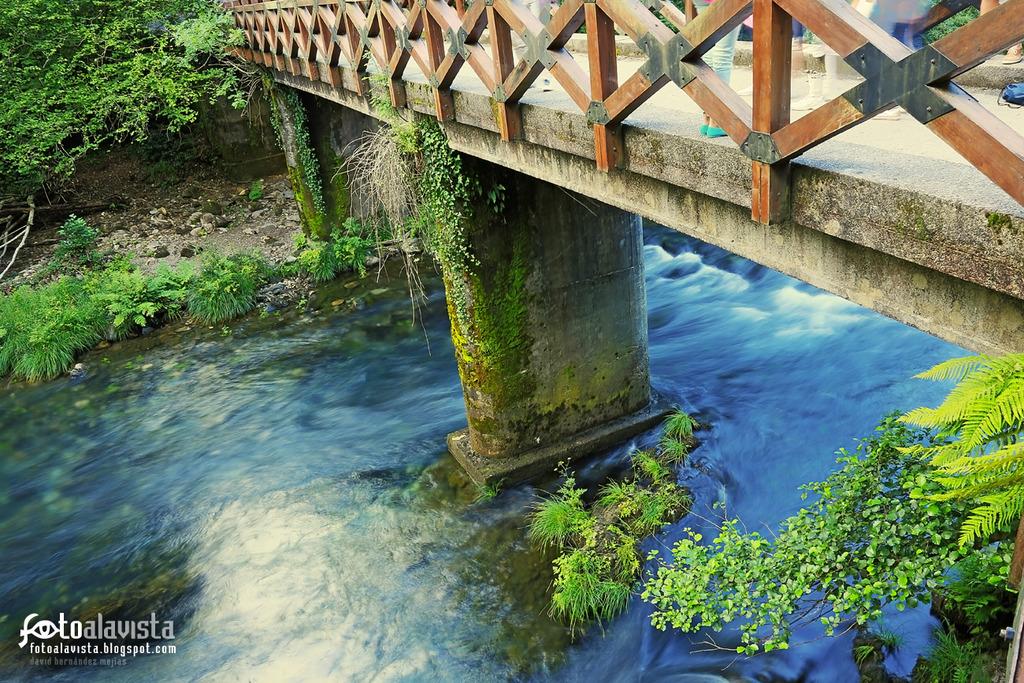 El puente que lleva al encantamiento. Fotografía creativa - Fotografía artística