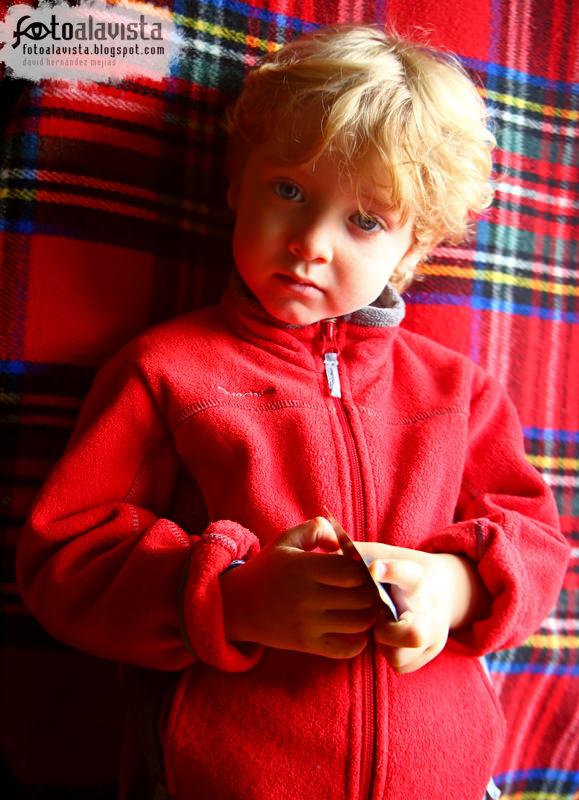 Le garçon rouge: #RetoRojo