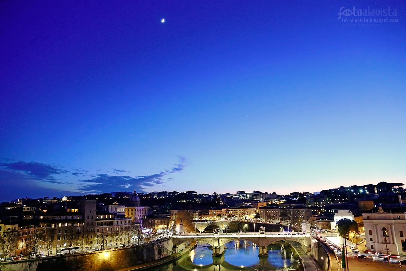 Alta VElocidad en Roma - Fotografía