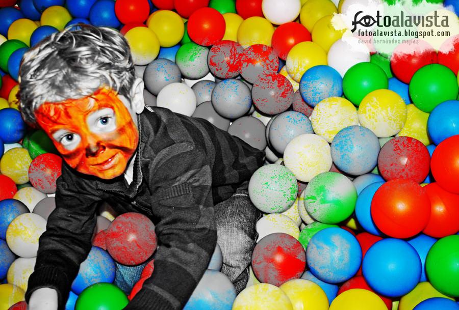 El tigre pintando bolas: #RetoDesSelectiva